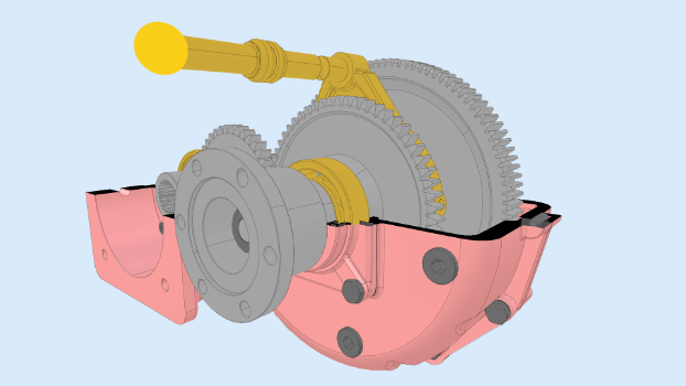e-Learning: Explore a Gearbox and Shift gears